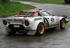 Lancia Stratos HF Rallye