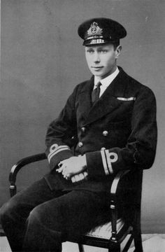 Young Duke of York (future King George VI)