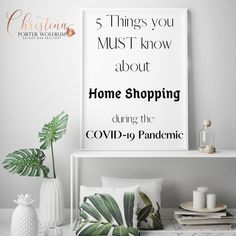5 Things To Know About Home Shopping in Southern Maryland During The Pandemic - Christina Porter Wolfrum 5 Things, Things To Know, Maryland Real Estate, You Are Home, Public Records, Health Department, Decision Making, Stay Safe, Loom