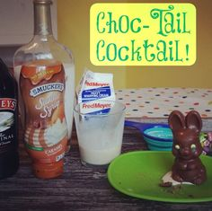 easter cocktail