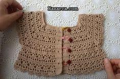 Crochet Top, Sweaters, Baby, Tops, Women, Fashion, Crochet Batwing Tops, Amigurumi, Moda