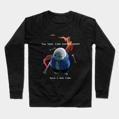 Undertale - Bad Time Crewneck Sweatshirt