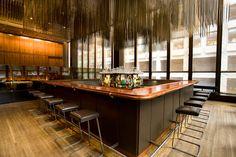 The Bar  Four Seasons Restaurant NYC