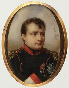 Napoléon I (1769–1821) Jean-Baptiste Isabey (French, Nancy 1767–1855 Paris) Date: 1812