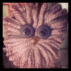 the little owl https://www.facebook.com/photo.php?fbid=708861395833180&set=pcb.708861505833169&type=1&theater #owl #diy
