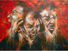 Artiste Antoine Stevens http://www.antoinestevens.com/