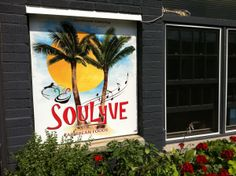 Soulyve Caribbean Kitchen in Orangeville, Ontario, Canada. Featured on 'You Gotta Eat Here'. Had the Reggae Wrap with jerk chicken. Stuff To Do, Things To Do, Random Things, Jerk Chicken, Caribbean Recipes, Best Places To Eat, Food Festival, Baby Bottles, Ontario