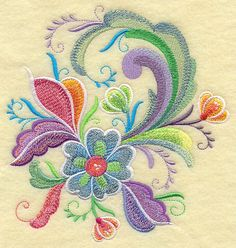 Machine Embroidery Designs at Embroidery Library! - Color Change - G9894