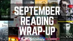 September Reading Wrap-up #Booktube