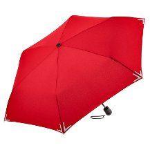 Fare 5171-11755 Safebrella® Led İşıklı Mini Şemsiye Kırmızı
