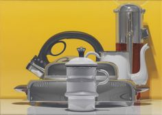 1stdibs.com | Harold Reddicliffe - Ice Crusher, Coffee Pot, Waffle Iron and Tea Kettle