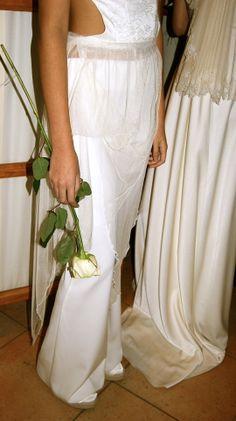 Alpargatas de novia modelo Andrea de Eduard Castillo Barcelona