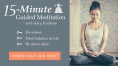 Meditation Unlocked Free Brochure   Yoga International