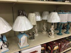 Seaside lamps