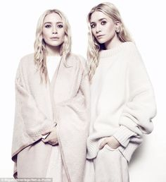 The 27-year-old twins have revealed that their luxurious Full House wardrobe ultimately led to the launch of their own fashion line