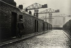 Wallsend, Newcastle  photo by Colin Jones, 1962
