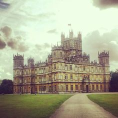 Visiting Downton (via oh, hello friend: you are loved)