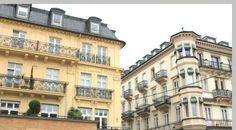 Baden-Baden, Altbau-Wohnung in Fußgängerzone, 105qm, 500.000 €