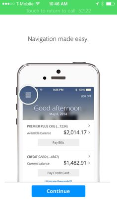 New Chase app update showed a simple, quick animation of new features. Not an overlay but performance support.