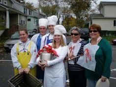 Lobster Family   Costume Pop