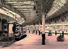 Train Station at Weymss Bay