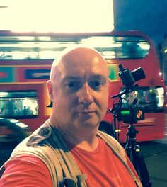 Shooting time lapse in Piccadilly Circus this evening with Emotimo TB3 and RamperPro. Warmest night of the year so far in London.