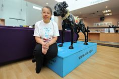 Kalman arrived at his new home in Salford last Friday! Huge thank you once again to Angela for her support and efforts to raise awareness about depression and mental illness. Black Dog Depression, What Causes Depression, Depressing Lyrics, Suffering In Silence, Mental Illness, Battle, Campaign