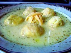 Zupa neapolitańska z pulpecikami drobiowymi