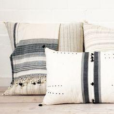 Injiri handmade cotton textiles at Safari Living