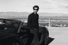 """Adoronews B: El actor Patrick Dempsey, nueva imagen de la colección """"The Icon"""" de Silhouette"""