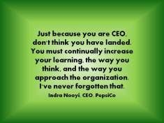 indra #nooyi #ceo #pepsi #Quote from powerful women