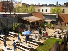shading options... for where we have to have digital signage    t.b.d.'s giant backyard with beer & food. (Greenpoint)