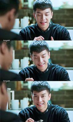 "The Sexy Lee Seung Gi in K-Drama: ""A Korean Odyssey"" #Hwayugi"