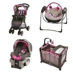 Graco Lexi Baby Gear Collection