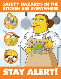 hygiene in the kitchen poster - Google Search