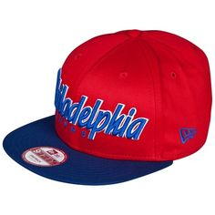 e1792f024e1 Philadelphia New Era Snapback Wordmark Cap Minste størrelse
