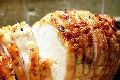 My Favorite Things: Honey Baked Turkey Breast - copycat Honey Baked Ham recipe for glaze