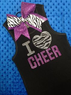 Hey, I found this really awesome Etsy listing at http://www.etsy.com/listing/155926001/i-love-cheer-rhinestone-tank-top-with