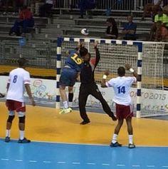 Blog Esportivo do Suíço:  Brasil arrasa República Dominicana e avança à semi com 100% no handebol