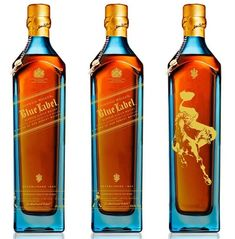 "Johnnie Walker Blue Label ""Year of the Horse"" Limited Collector's Edition"