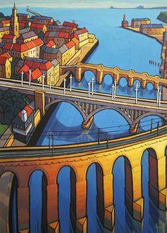 Jim Edwards, 3 bridges