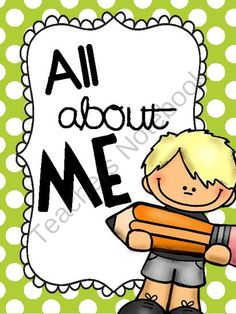 All About Me from katanderson4 on TeachersNotebook.com -  (2 pages)  - All About Me activity sheet that helps describe your students.  May be used as an addition or as a bulletin board display
