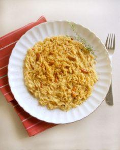 αχ, αυτό το κριθαράκι με αχινούς | Pandespani Risotto, Grains, Rice, Pasta, Ethnic Recipes, Food, Eten, Seeds, Noodles