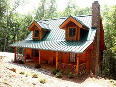 I like log cabins :)