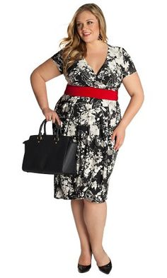 Fashion Bug Plus Size Polona Dress. www.fashionbug.us