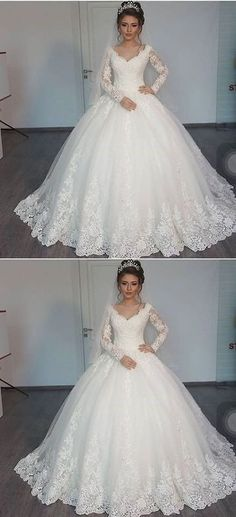 Wedding Dresses: New White/Ivory Lace Bridal Gown Wedding Dress Custom Size 4 6 8 10 12 14 16 18 -> BUY IT NOW ONLY: $89 on eBay!