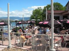 Waterfront Dining at the Blue Heron Waterfront Pub and Restaurant - Vernon Bc, Pubs And Restaurants, Blue Heron, Tourism, Lake Front, Real Estate, Explore, Grills, World