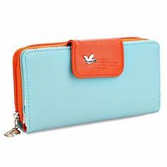 Carteira Feminina Fold Wallet