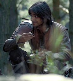 Luke Pasqualino as D'Artagnan