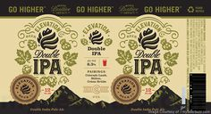 Elevation Beer Double IPA 12oz Cans